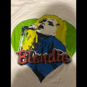 Madeworn Tops - Madeworn Blondie t shirt size Medium